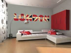 Stickers Chambre Ado Foot by 1000 Images About Id 233 Es D 233 Co Chambre Londres On Pinterest