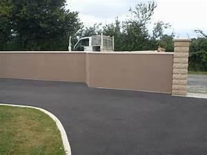 peindre un mur en parpaing peindre un mur en parpaing with With peindre mur parpaing exterieur