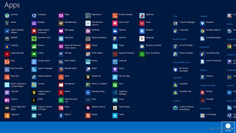 view  manage  windows  programs  apps