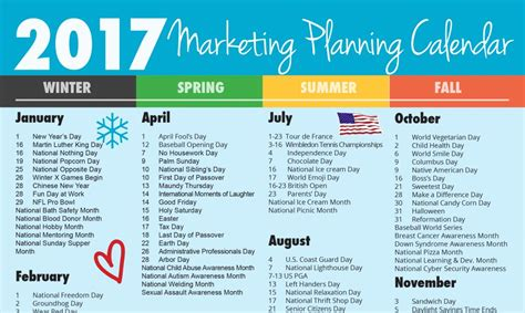 ultimate  marketing planning calendar vandenberg web