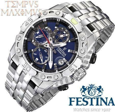 festina chrono bike wristwatches ebay