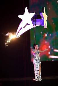 Here's Every Look From Katy Perry's Super Bowl Halftime ...