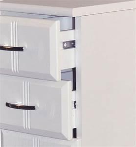 Bad Waschbeckenunterschrank ARTA 1 Trig 3 Schubladen