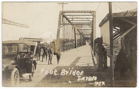 Delgado insurance agency, laredo, texas. International Bridge between Laredo, Texas and Mexico - The Portal to Texas History