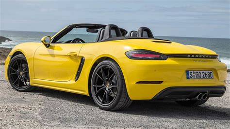 Porsche 718 Boxster 2016 Review  Road Test Carsguide