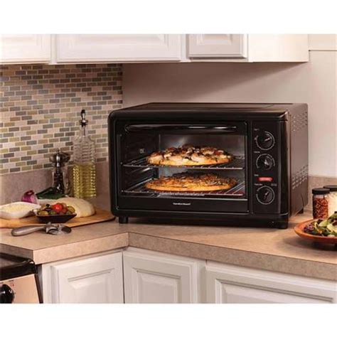 Small Countertop Ovens by Hamilton Brands Inc 31121a Large Countertop Oven