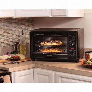 Hamilton Beach Brands Inc  31121a Large Countertop Oven With Convection