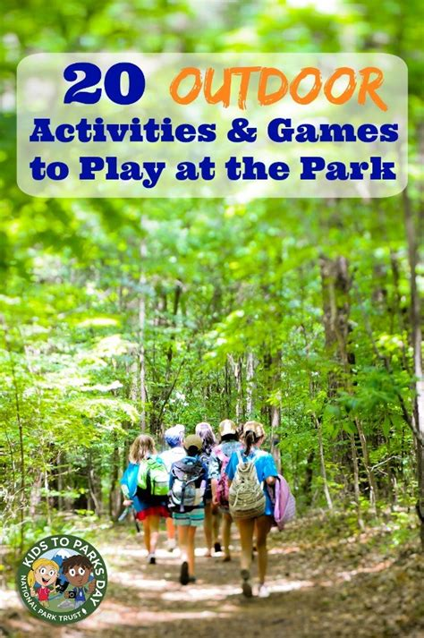 20 Park Activities & Fun Games To Play  Edventures With Kids