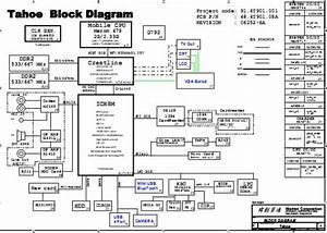 Acer Aspire 4920 Tahoe Schematics