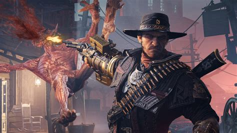 Evil West Release Date Trailer Gameplay And Platforms