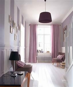 Rideaux Design Contemporain : 10 mod les de rideaux pour le salon c t maison ~ Teatrodelosmanantiales.com Idées de Décoration