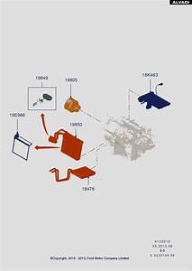 2013 Ford Focus Engine Parts Diagram
