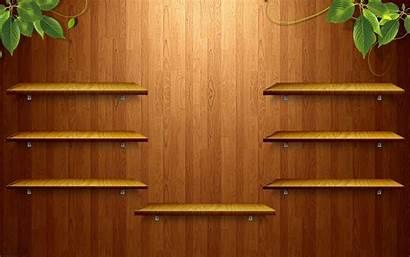 Bookshelf Empty Shelf Background Wallpapersafari Wallpapers