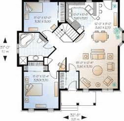 2 bedroom cottage plans great modern style small two bedroom house plans design ideas
