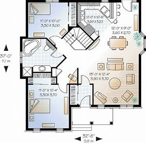 great modern style small two bedroom house plans design ideas With houses plan two bed room