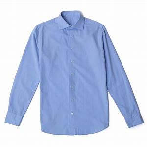 Light blue lightweight DLA oxford shirt - DressLikeA.com