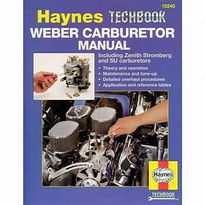 211-430 Book  Haynes Carburetor Manual