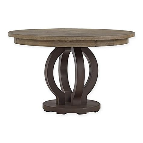 stanley furniture virage round dining table bed bath