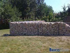 Mur De Soutenement En Gabion : murs de soutenement gabions ~ Melissatoandfro.com Idées de Décoration