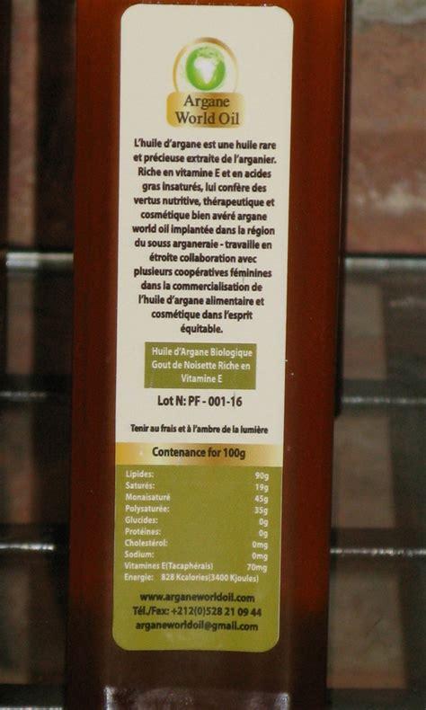 huile argan cuisine huile d 39 argan alimentaire montreal huile argan pour