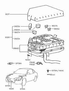 1998 Hyundai Tiburon Engine Wiring