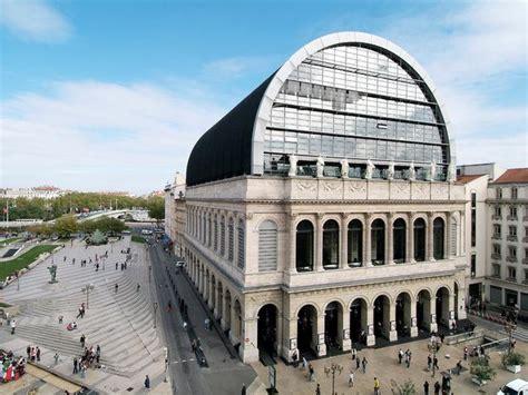 Opéra national de Lyon (Opera House - Lyon, france