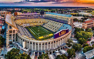 Download wallpapers Tiger Stadium, Louisiana State ...