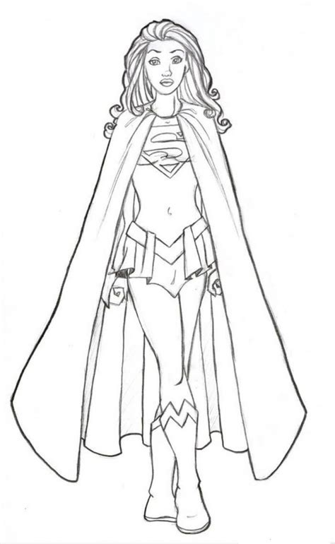 amazing superhero coloring pages   print