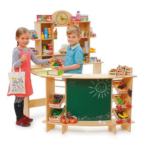 cuisine janod en bois jouet en bois marchande en bois premium xl erzi jouets des
