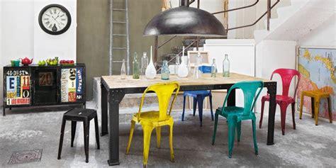chaise de bureau bois 13 idées de chaise pour une déco industrielle