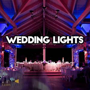 Wedding Lights & Photography Lighting Equipment - LedsFilm