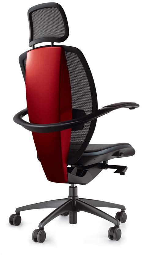 high back executive chair xten by ares line design