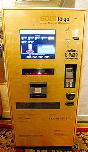 Gold To Go : gold to go atm the world 39 s first gold vending machine now at golden nugget las vegas ~ Orissabook.com Haus und Dekorationen
