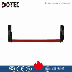 China Dortec Door Hardware Anti