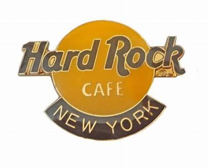 Rock Hard Cafe York Lapel Cloisonne Hat