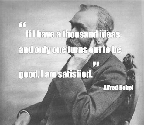 alfred nobel quotes quotesgram
