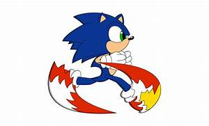 Sonic Running-STH4 Ep.1 Style by WingedKnight7 on DeviantArt