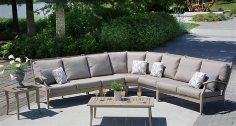wellington patio furniture collection from ratana
