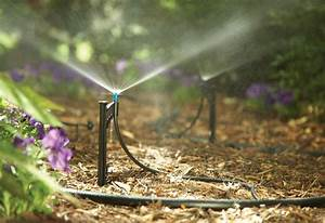 Drip Irrigation System for Your Garden at The Home Depot