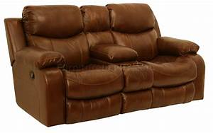 Catnapper dallas top grain leather reclining sofa refil sofa for Leather sectional sofa dfw