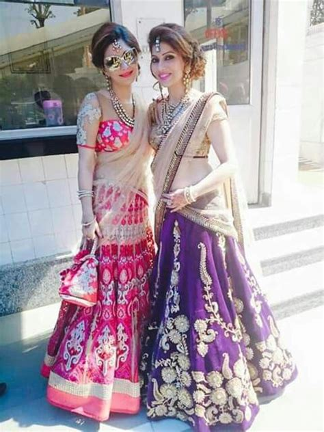 hairstyles    traditional lehenga choli