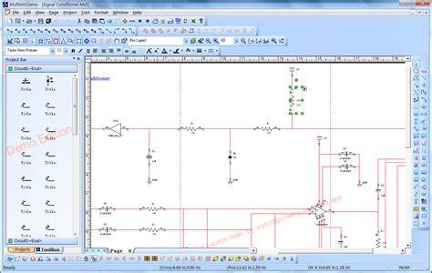 Analog Digital Circuit Design Simulation