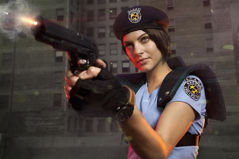 Jill Valentine's Character Model, in Cosplay   The Mary Sue