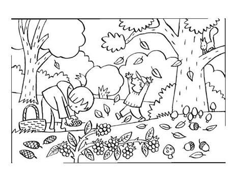 Kleurplaten Bladeren Bomen by Bomen Kleurplaat Zoeken Herfst