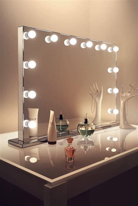 bathroom lights mirror mirror finish makeup mirror with warm white