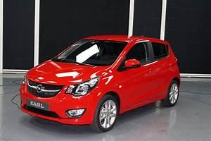 Avis Opel Karl : voiture citadine 5 portes opel ~ Gottalentnigeria.com Avis de Voitures