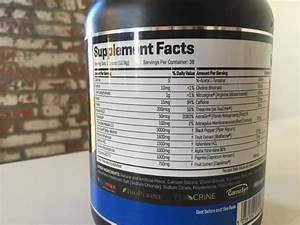 Myprotein The Pre-workout Review  U2014 Two Kinds Of Pepper
