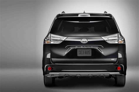 2018 Toyota Sienna Receives A Fresh Look  Automobile Magazine