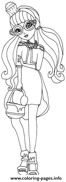 ginger breadhouse   high coloring pages printable