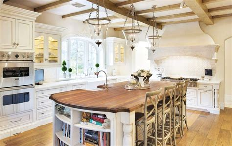 Country Kitchen Island Ideas by Best Country Kitchen Design Roy Home Design